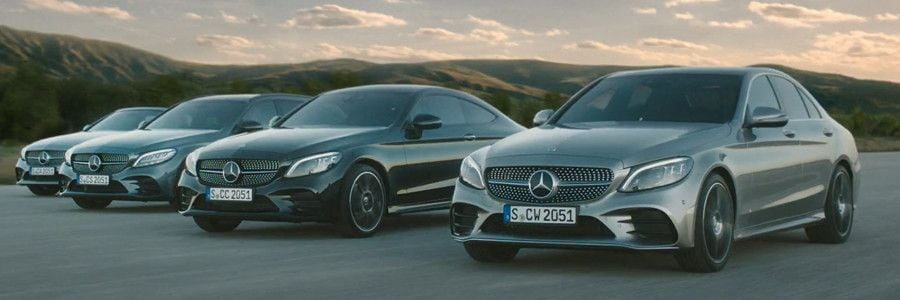 Mercedes-Benz finance, leasing and insurance