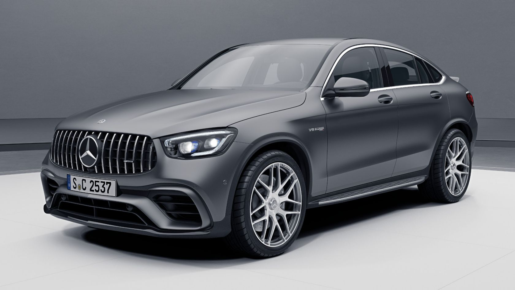 Mercedes Amg Glc Coupe